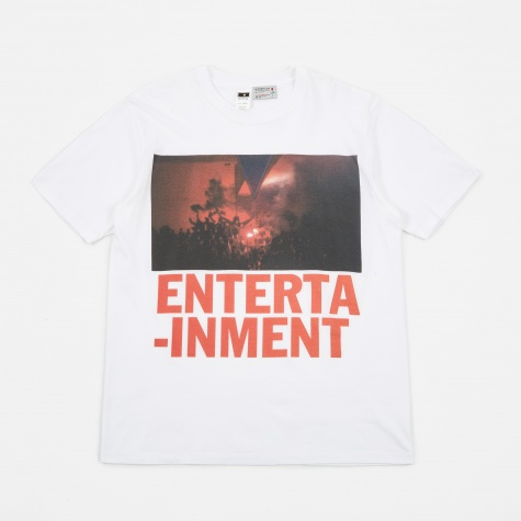Entertainment T-Shirt 02 - White