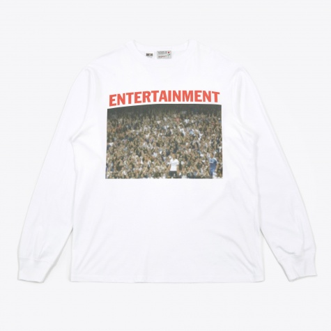Entertainment T-Shirt 03 - White