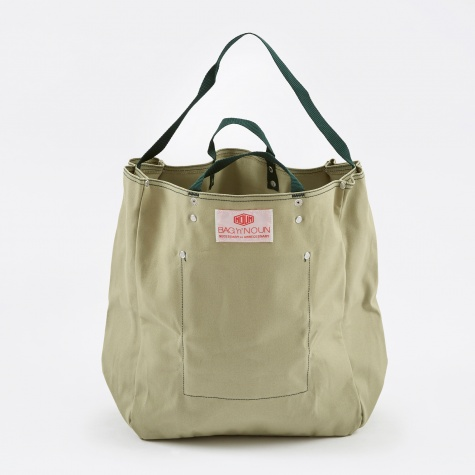 11 Canvas Tool Bag - Sage