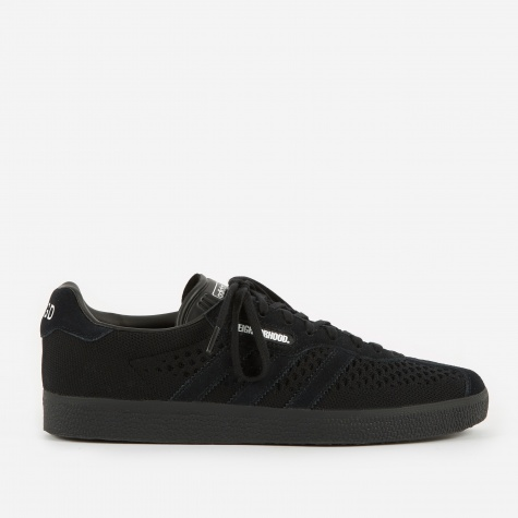 x Neighborhood Gazelle Super - Black/Black/Black