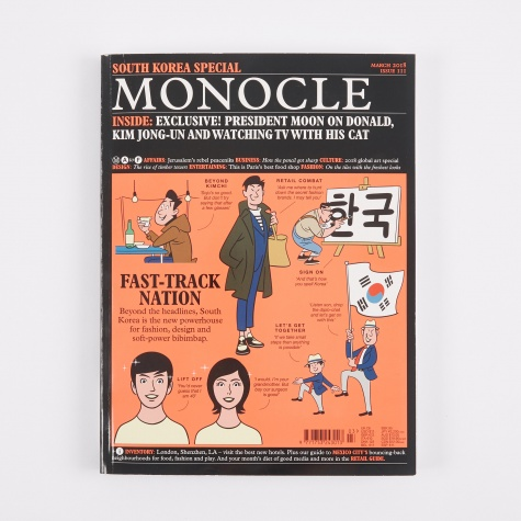Monocle - Issue 111 (March 2018)