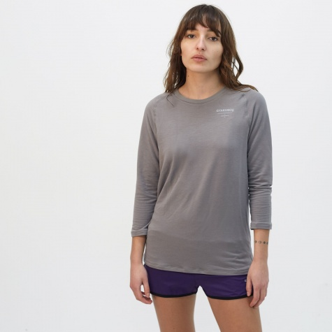 L/S T-Shirt - Flat Pewter/Cool Grey/M