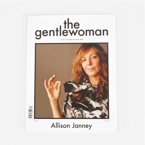 The Gentlewoman Magazine - Issue 17 Spring & Summer 2018