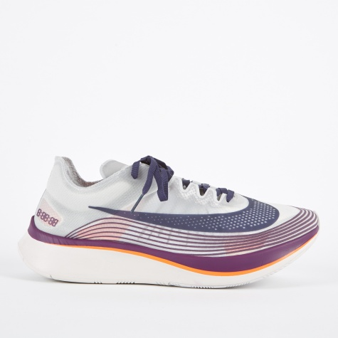 NikeLab Zoom Fly SP Running Shoe - Neutral Indigo/Neutral I
