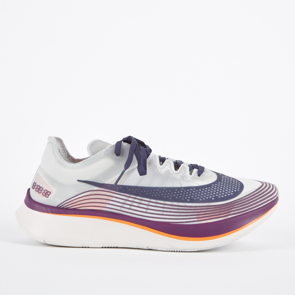 Nike NikeLab Zoom Fly SP Running Shoe - Neutral Indigo/Neutral I (Image 1