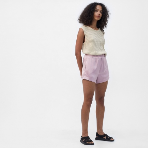 Lora Shorts - Desert Rose