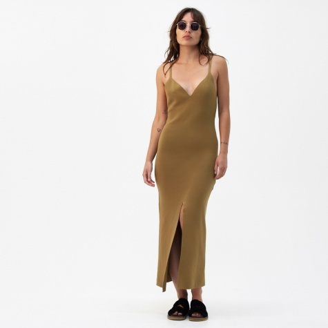 Flo Dress - Solar Beige
