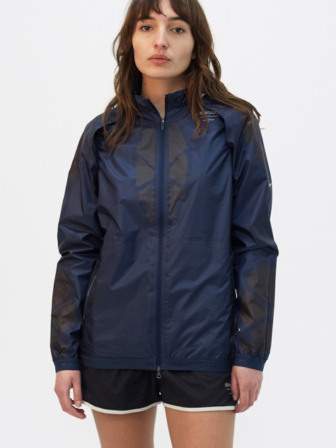 Hooded Jacket - Armory Navy