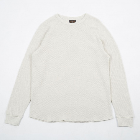 Thermal Crew Neck - Oatmeal
