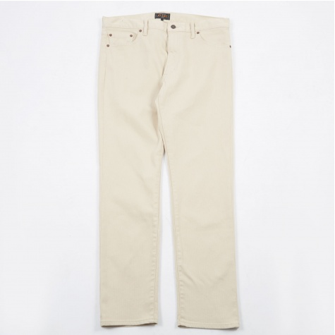 Tapered Trouser - Beige
