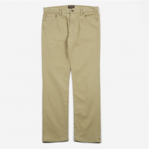 Tapered Trouser - Sage