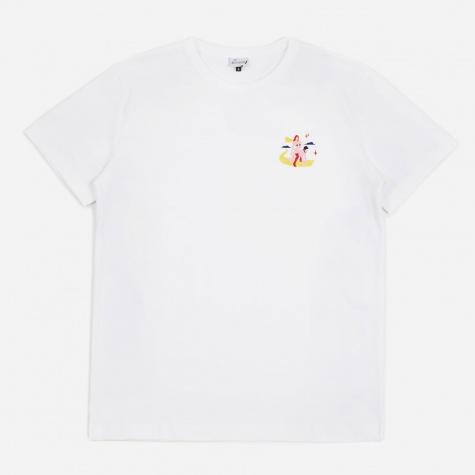 Pied A Traire T-Shirt - White