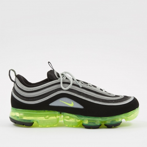 Air Vapormax '97 - Black/Volt-Metallic Silver-White