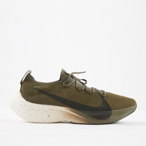 Vapor Street Flyknit - Medium Olive/Sequoia-Sail