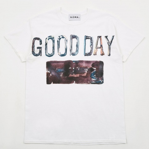 Good Day Artist T-Shirt - White