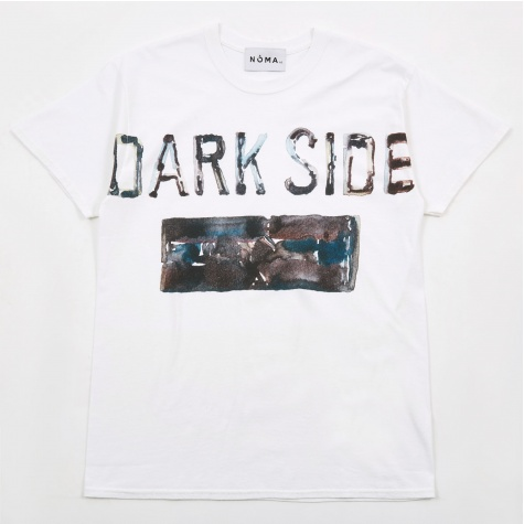 Dark Side Artist T-Shirt - White