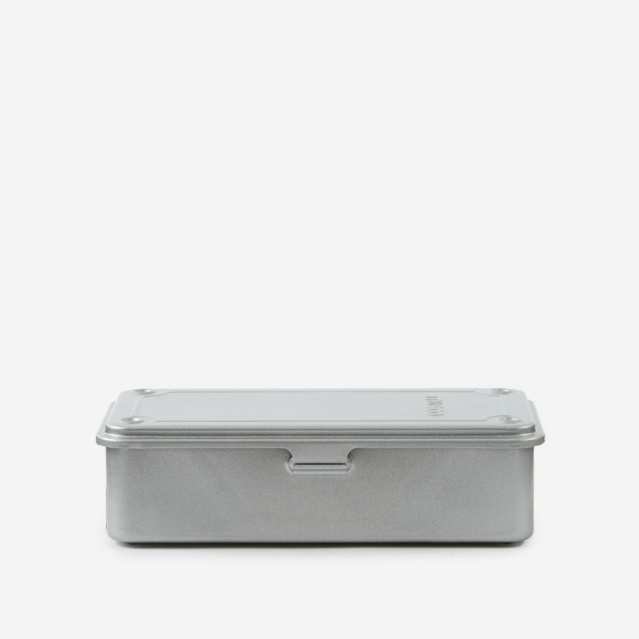 Trusco Component Box Large - Silver (Image 1)