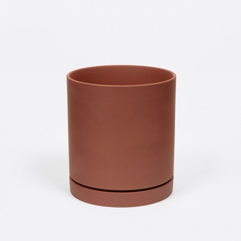 Sekki Pot Medium - Rust