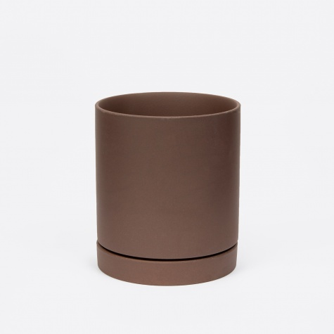 Sekki Pot Medium - Charcoal