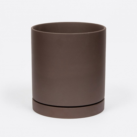 Sekki Pot Large - Charcoal