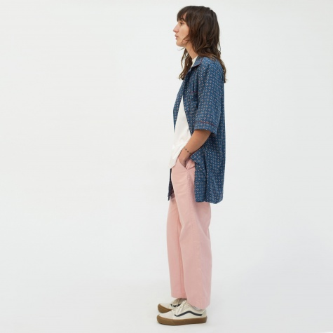 Cotton Trouser - Pink