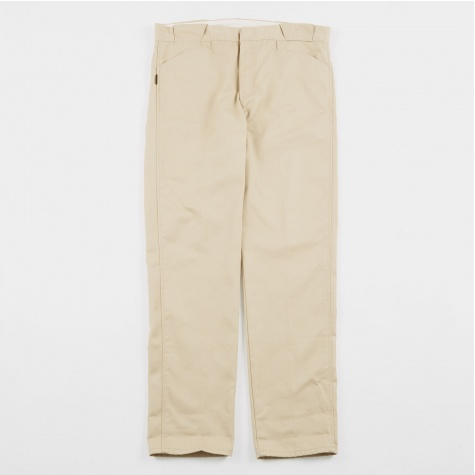 Narrow EC-PT-Trouser - Beige
