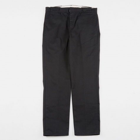 Narrow EC-PT-Trouser - Black