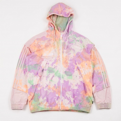 x Pharrell Williams Hu Holi FZ Hoodie - Multi Colour/Whit