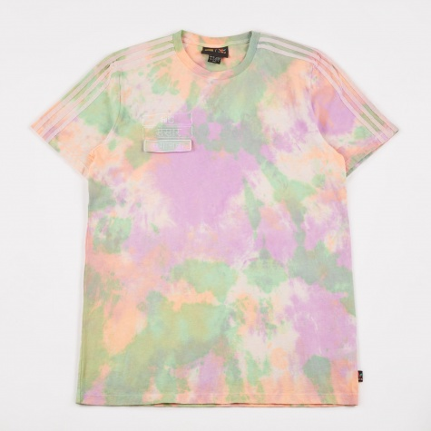 x Pharrell Williams Hu Holi T-Shirt - Multi Colour/White