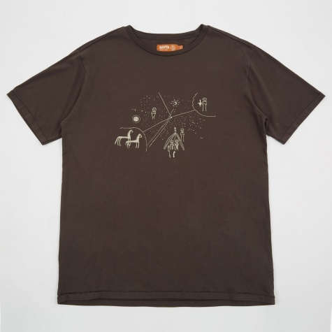 Chukchi T-Shirt - Washed Black