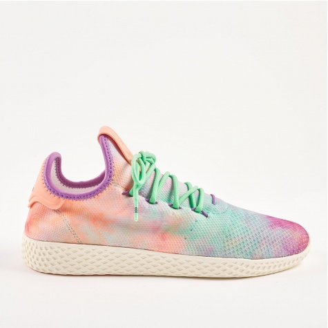 x Pharrell Williams Hu Tennis - Chalk Coral