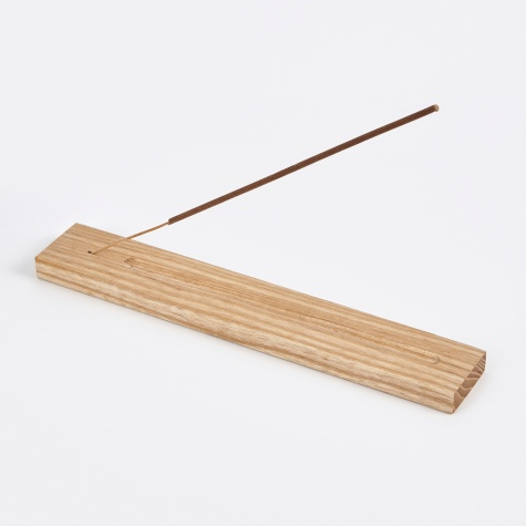 Incense Holder - Ash Wood