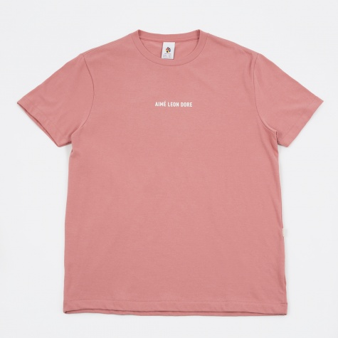 Logo T-Shirt - Dusty Pink