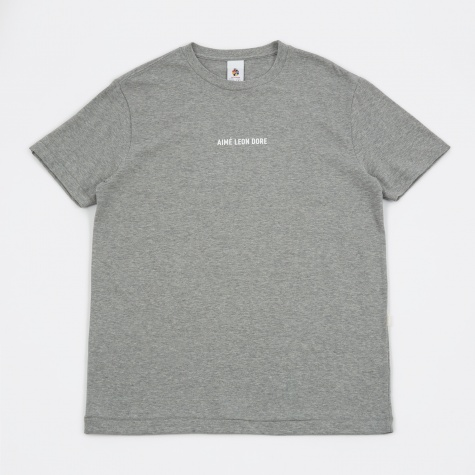 Logo T-Shirt - Grey Mix