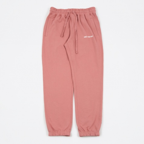 Logo Camper Pant - Dusty Pink