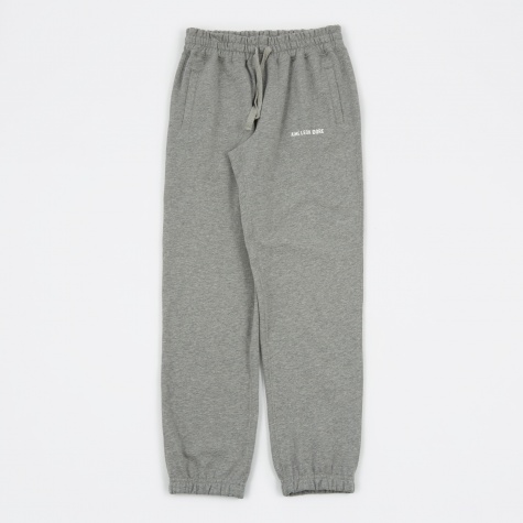Logo Camper Pant - Grey Mix