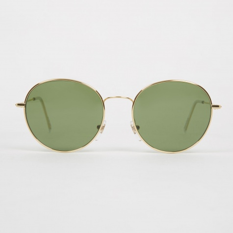 Wire Sunglasses - Green