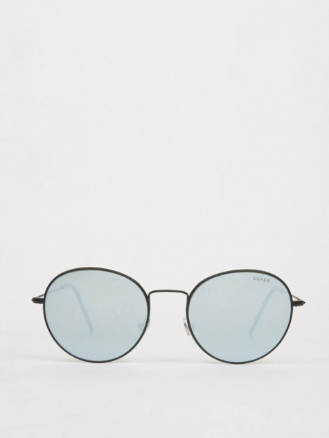 Wire Sunglasses - Silver