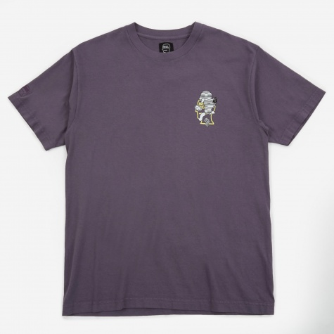 Viral Short Sleeve T-Shirt - Dull Plum