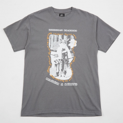 Civilisation Short Sleeve T-Shirt - Charcoal