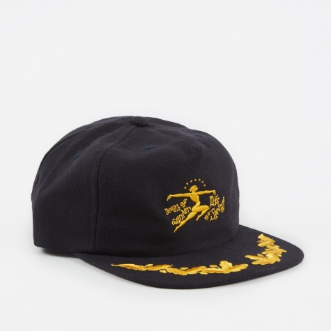 Death Of Life Hat - Navy