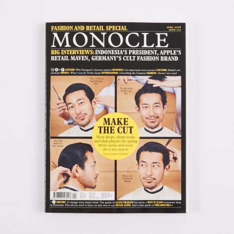 Monocle - Issue 112 (April 2018)