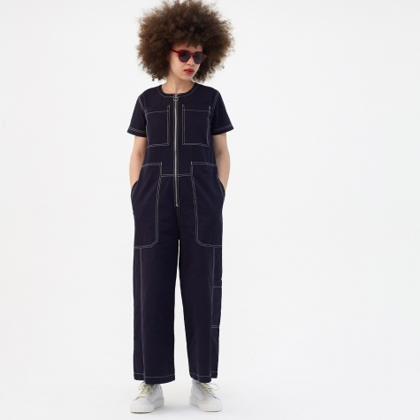 Felix Boilersuit - Navy