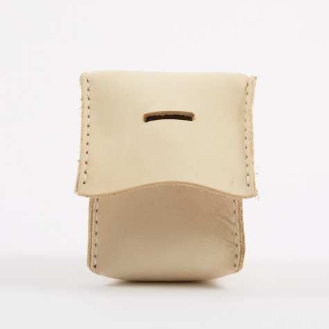 Home Coin Bank - Beige