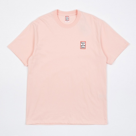 Mini Frame T-Shirt - Light Pink
