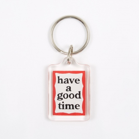 Frame Key Chain - Multi