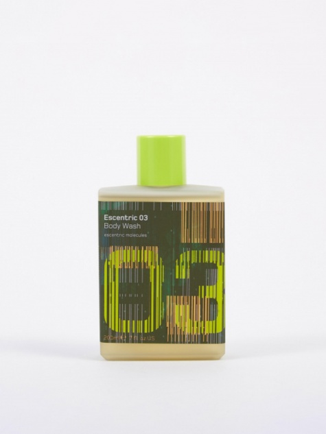 Escentric 03 Body Wash - 200ml