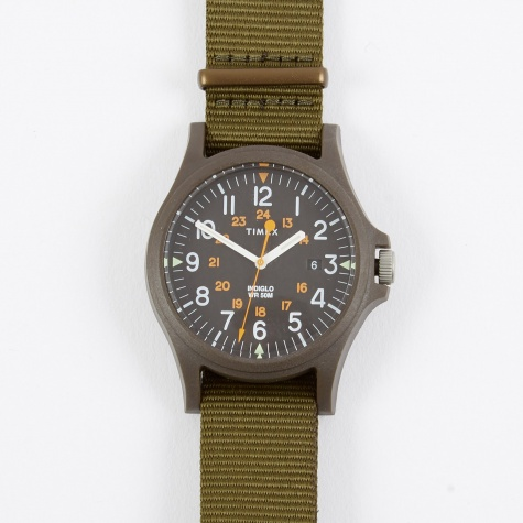 Archive Acadia Watch - Green/Green