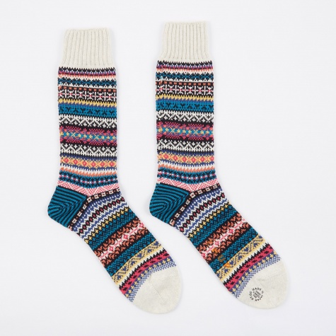 Terio Socks - Ivory