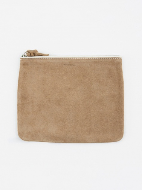 Pocket M Wallet - Beige